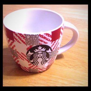 Starbucks Christmas 2016 Demitasse cup.